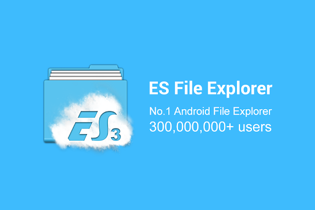 ES File Explorer File Manager V4.1.7.1.23
