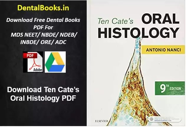 Download Ten Cate's Oral Histology PDF