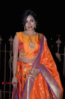 Vrushali Goswamy Latest Stills in Lehnga Choli at Neelimalay Audio Function
