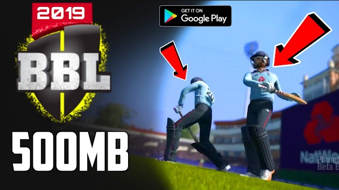 NEW CRICKET GAME 2019