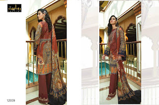 Rawayat Binaas luxury Lawn 2020 Pakistani Suits Collection