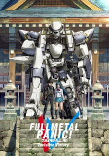 Full Metal Panic! Invisible Victory Opening/Ending Mp3 [Complete]
