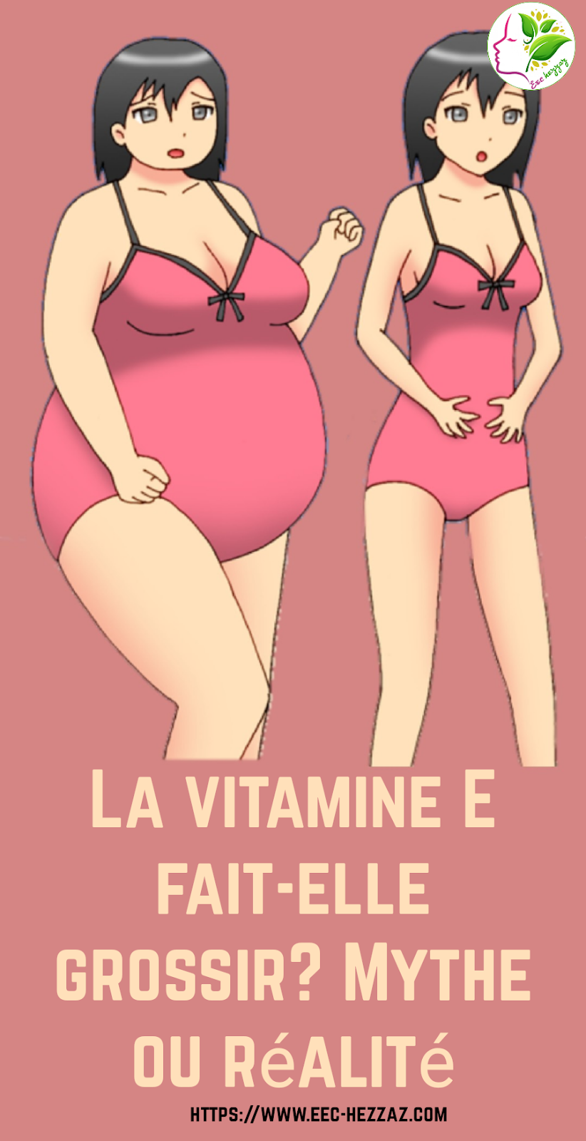 La vitamine E fait-elle grossir? Mythe ou réalité