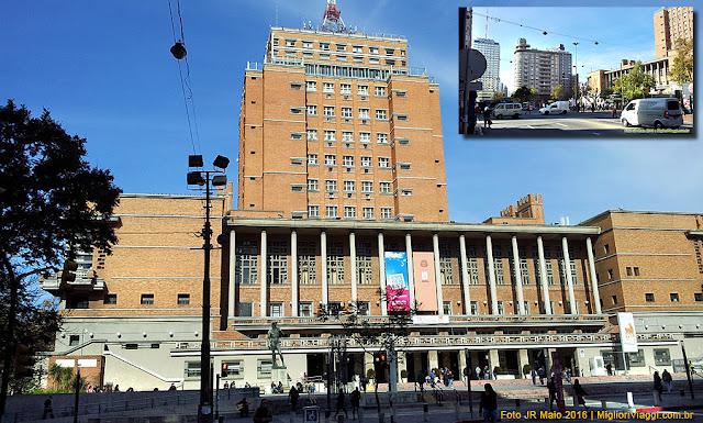 Prefeitura de Montevidéu e Mirante