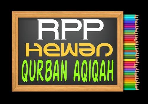 RPP PAI Kelas 9 Semester 2 Tahun 2020/2021, Materi Ketentuan Penyembelihan Hewan Qurban dan Aqiqah