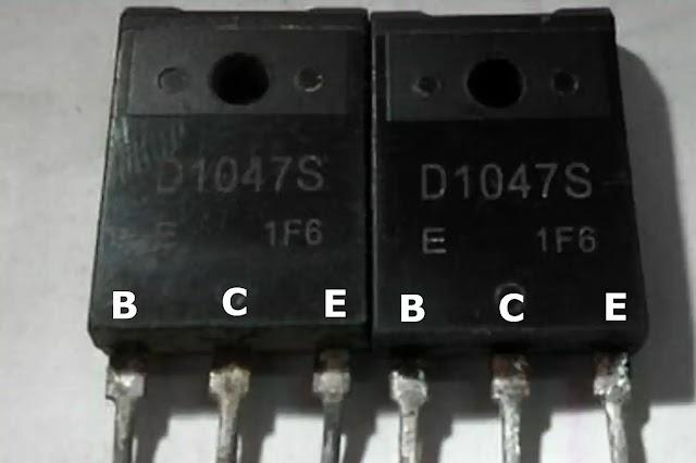 D1047S DATASHEET AND PINOUT.