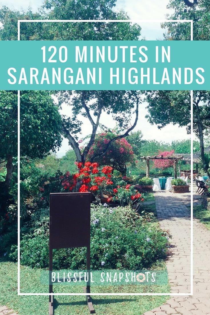 Sarangani Highlands
