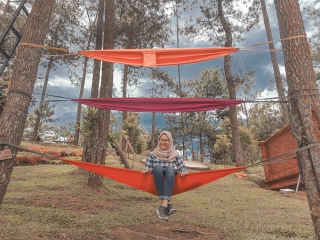Wisata Tenggir Park Ngargoyoso