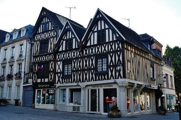 Auxerre, Bourgogne-Franche-Comté
