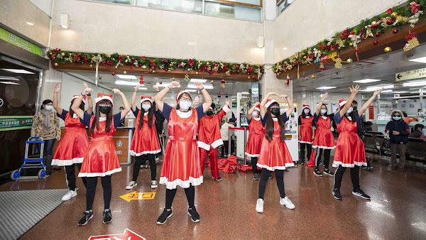 二基醫院聖誕報佳音 預防腦中風醫療講座