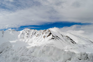 Places to visit in Jammu and kashmir ( Khardung la  )