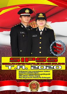 Polda Kepri Menyelenggarakan Penerimaan Sekolah Inspektur Polisi Sumber Sarjana (SIPSS) Tahun Ajaran 2020.