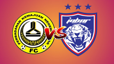 Live Streaming PKNP FC vs JDT Piala Malaysia 16.8.2019