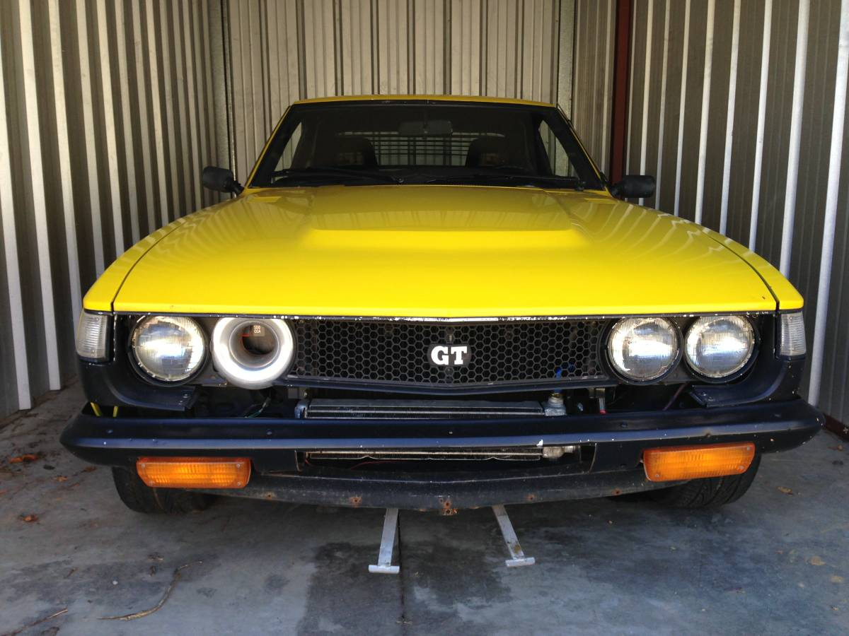 Daily Turismo Wankel Stang 1977 Toyota Celica Liftback With 13b Swap 1973 2000 Gt Behold This Ra29 Watanabe Rs8s And A On Charleston Sc Craigslist For 6000