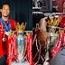 Virgil Van Dijk Shares A Touching Story Following Liverpool's Premier League Triumph.