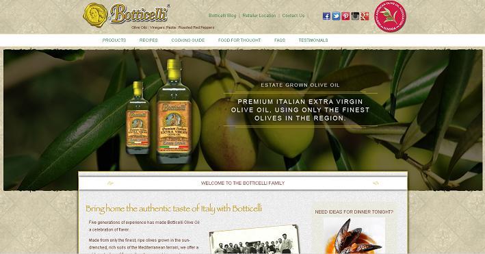 Zeytinyağı ithal eden firma New York'da bulunmaktadır.