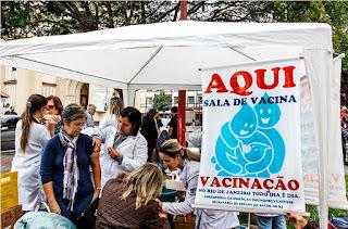 H1N1: 17 mil pessoas são vacinadas em Teresópolis