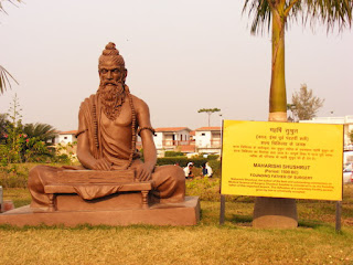 Shushrut Statue in North India by Alok Prasad