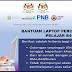 Bantuan Komputer riba, tablet, dan sambungan data kepada murid-murid daripada keluarga B40