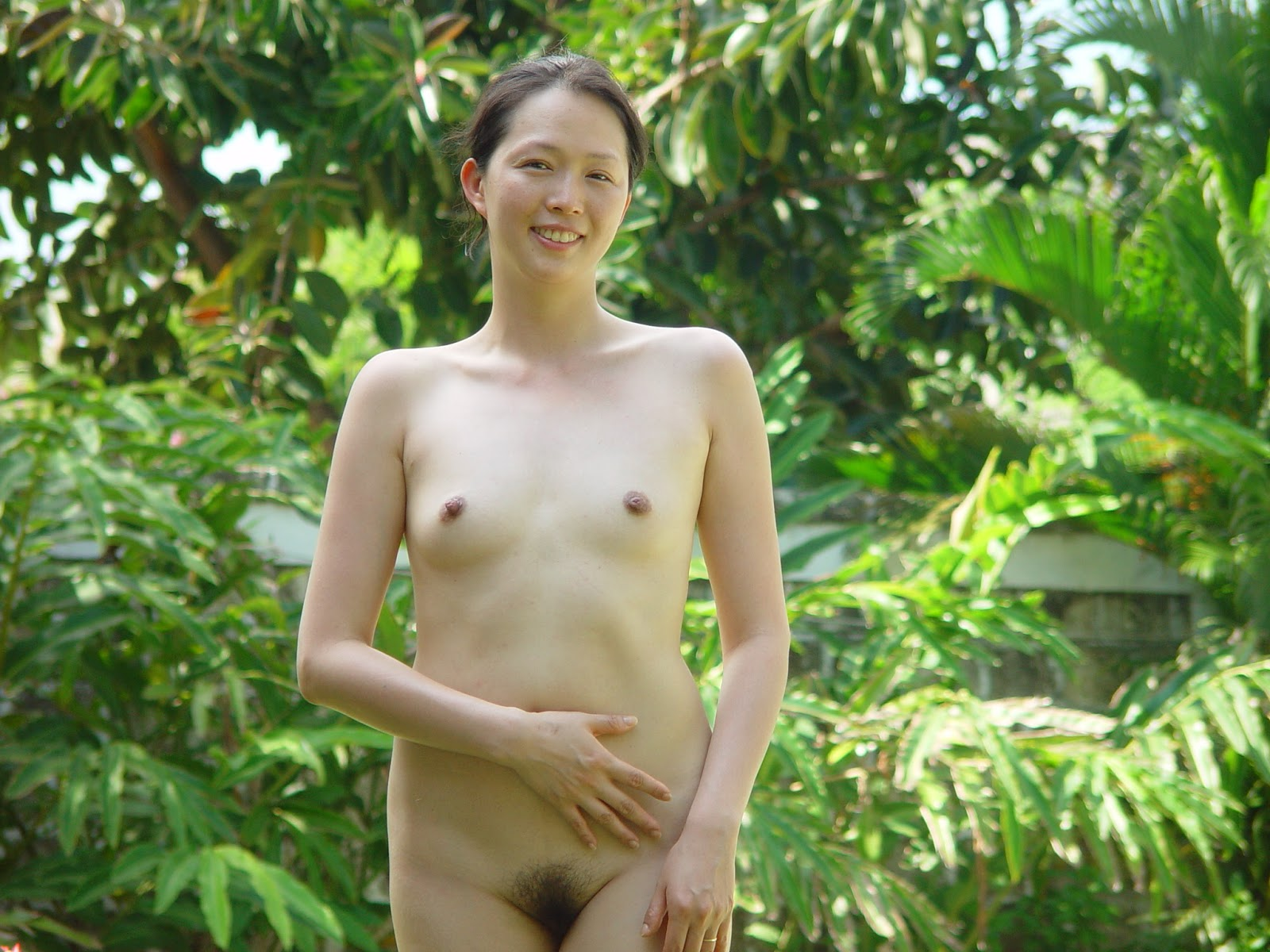 My korea wife nude