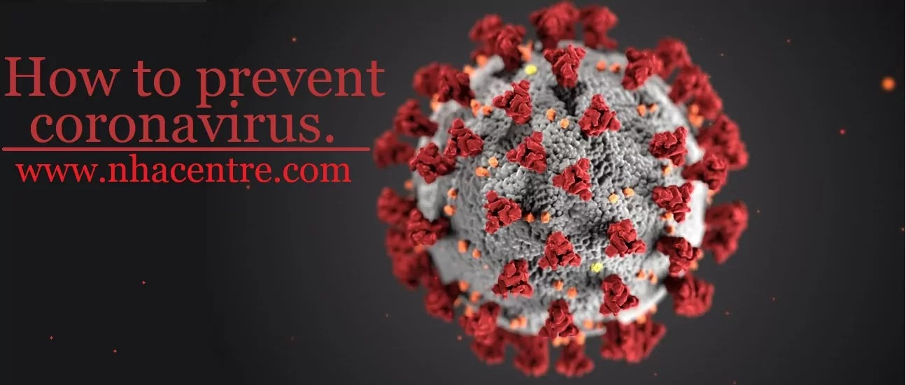 How to prevent coronavirus or COVID-19