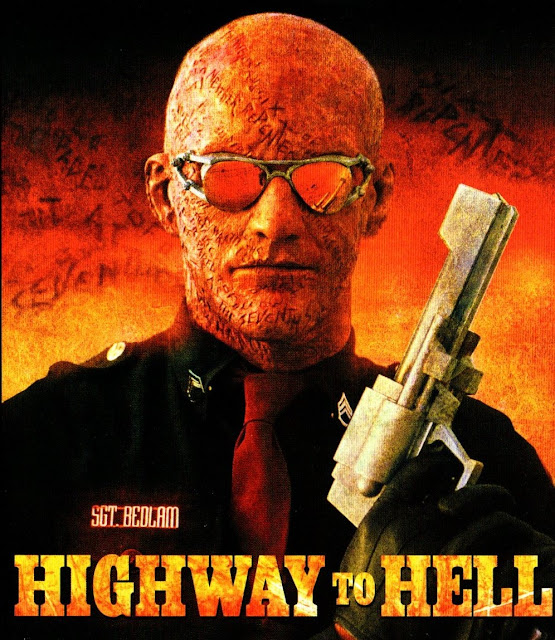 Highway to Hell blu-ray front