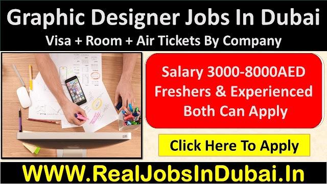 Graphic Designer Jobs In Dubai - UAE