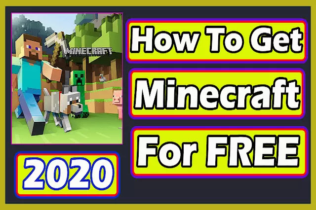 Minecraft For Free 2020