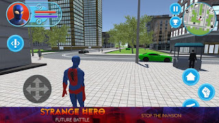 Download Gratis Strange Hero Future Battle Apk Terbaru 2016