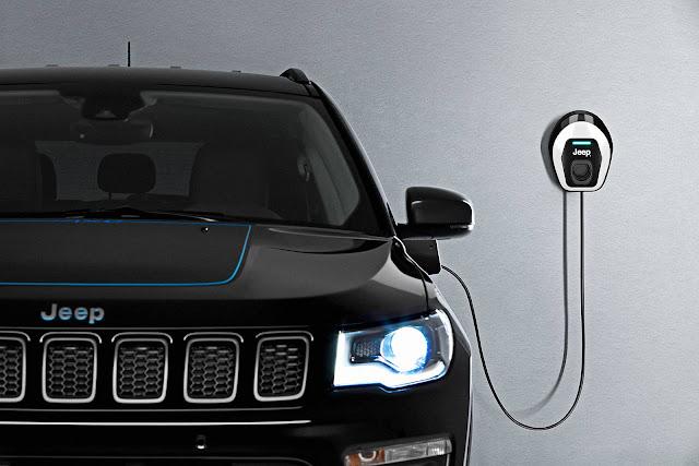 Novo Jeep Compass 2020 Hybrid Plug-IN