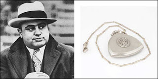 Al Capone's Diamond Pocket Watch