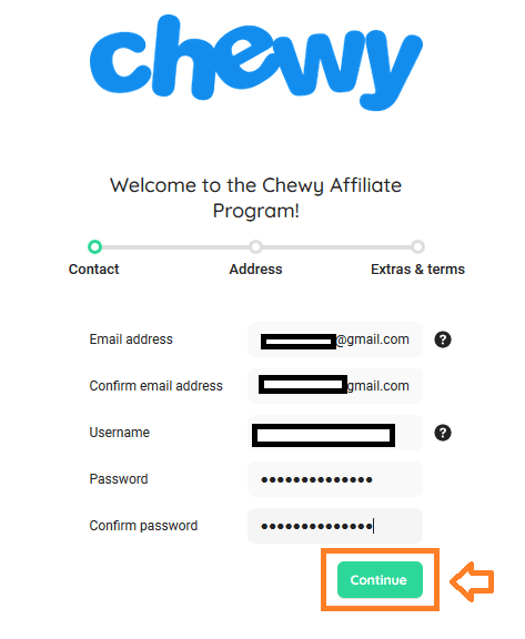 How To Sign-up For Chewy Affiliate Program