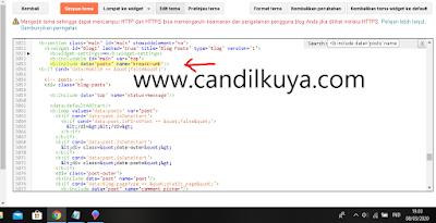 Cara Buat Breadcrumb Microdata Schema.org Menggunakan Icon SVG