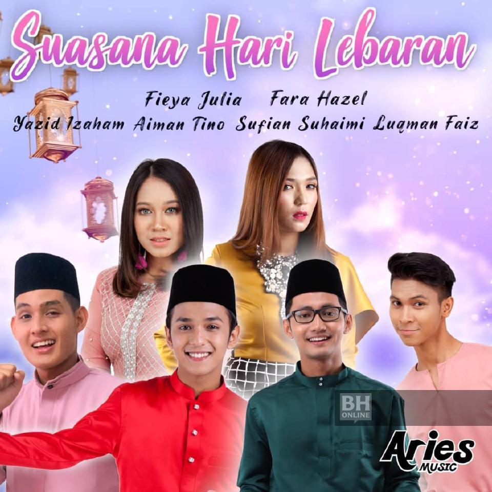 Senarai Lagu Melayu Mei 2020