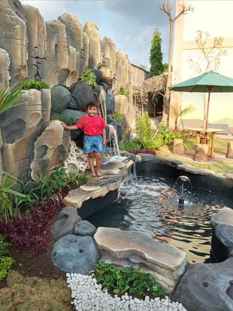 Tukang kolam tebing tuban