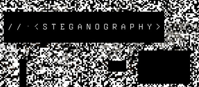 Steganography: How to hide personal data's in an image file