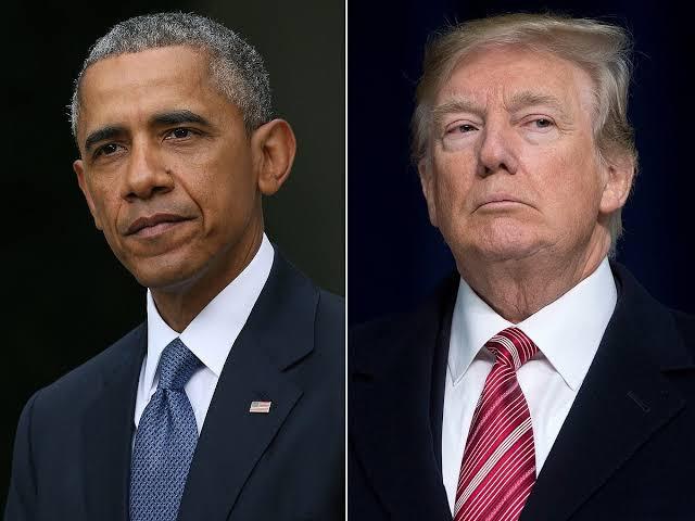 Trump's actions threaten US democracy - Barack Obama