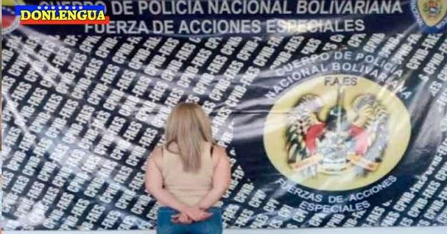 Rubia teñida enviada a juicio por el robo de más de 200 vehículos en Venezuela