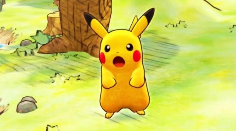 Pokémon Mystery Dungeon: Rescue Team DX Bug