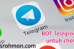 Bot Telegram Anonymous Tidak Bisa Digunakan