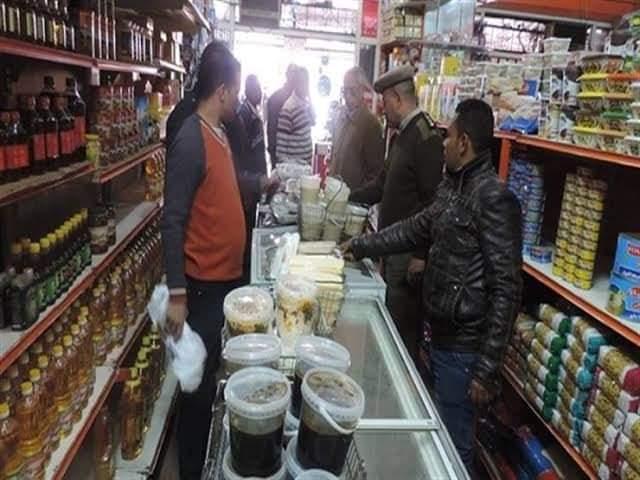 ضبط 52 قضية تموينية فى حملة مكبرة لضبط الأسواق بسوهاج