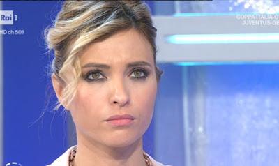 Monica Giandotti primo piano viso occhi bellissima