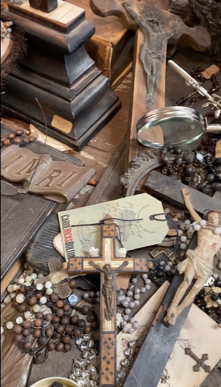 Catholic and religious antiques, Fredericksburg, TX
