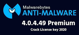 Malwarebytes 4.0.4.49 Premium Key + Crack License key 2020 malwarebytes latest version free trial with crack