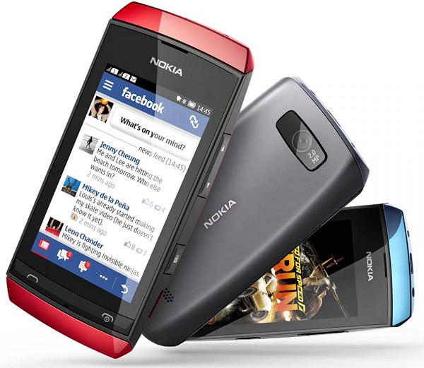 Tai facebook Cho Nokia Asha 305