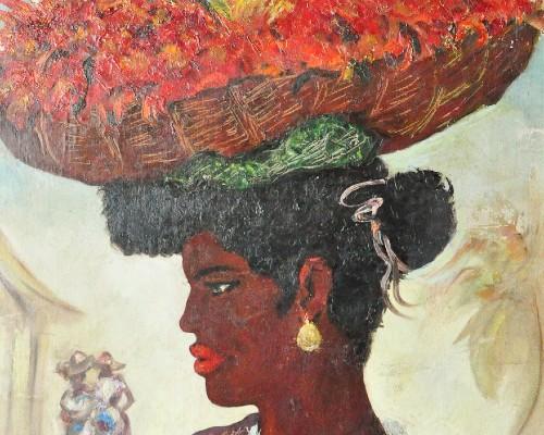 Pinturas y dibujos - 1950