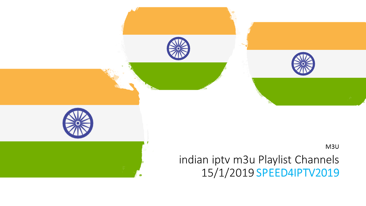 indian iptv m3u Playlist Channels 15/1/2019 SPEED4IPTV2019