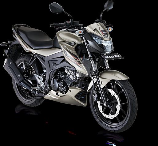 Spesifikasi Suzuki Bandit 150