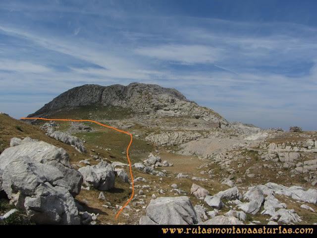 Ruta Macondiú, Samelar y Sagrado Corazón: Desvío hacia el Casetón