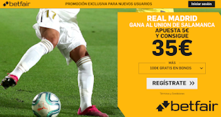 betfair supercuota copa Real Madrid gana Unionistas 22 enero 2020